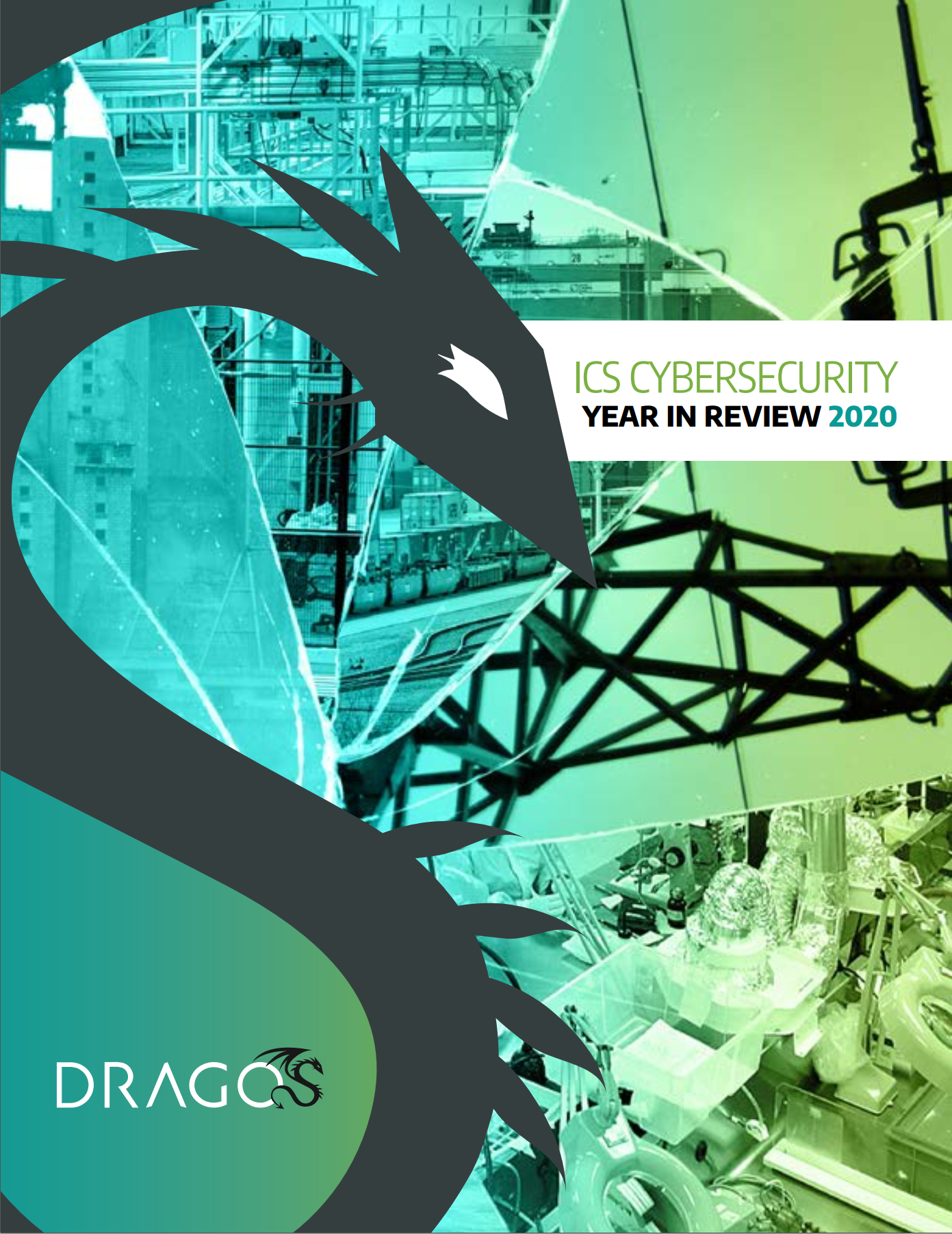 Dragos 2020 Year in Review - report cover